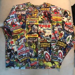 Marvel Comics Sweater